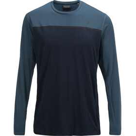 """Peak Performance M's Rucker LS Shirt Salute Blue"""